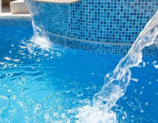 Saiba como cuidar da cascata da piscina