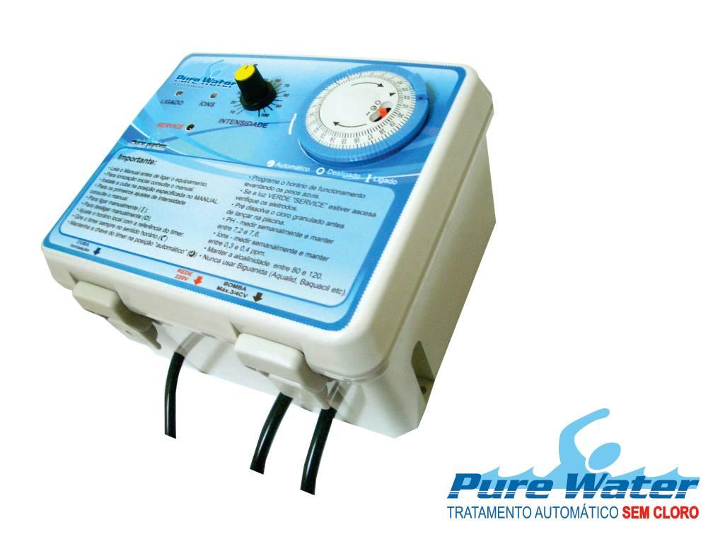 Benefícios do ionizador para piscinas