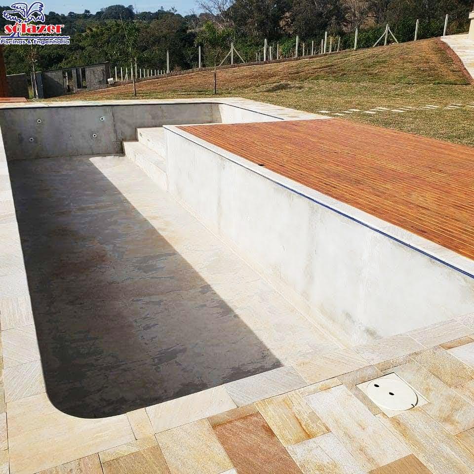 Construção de piscina Sólazer