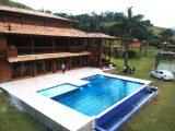 piscina com borda infinita Sólazer Piscinas