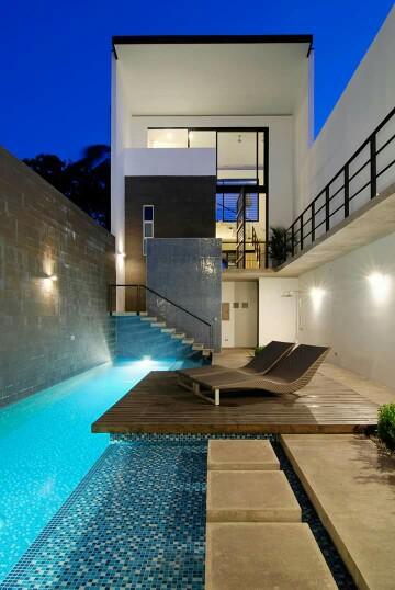 Por que escolher uma piscina de concreto?